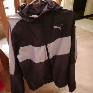 Puma windbreaker jacket *